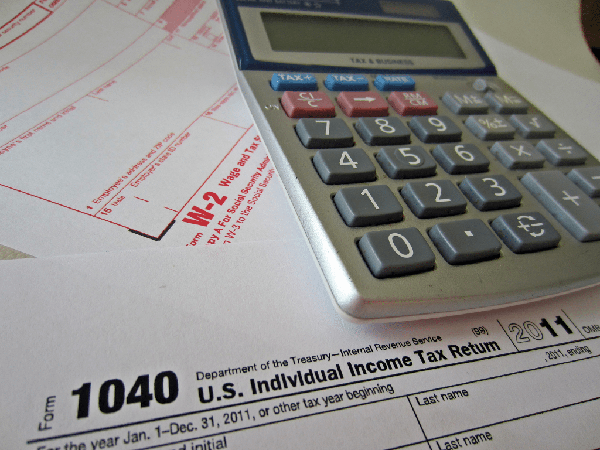 Tax Time – What Does It Mean?