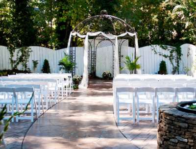 beautiful wedding venue at Gala Special Events Venue