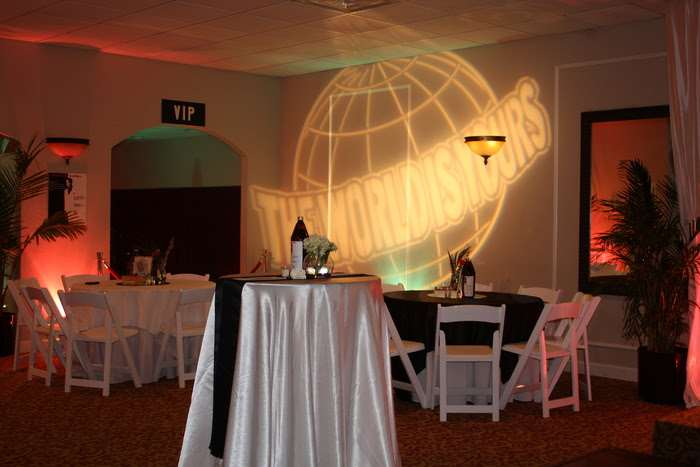 vip themed party at special events venue in Marietta, GA