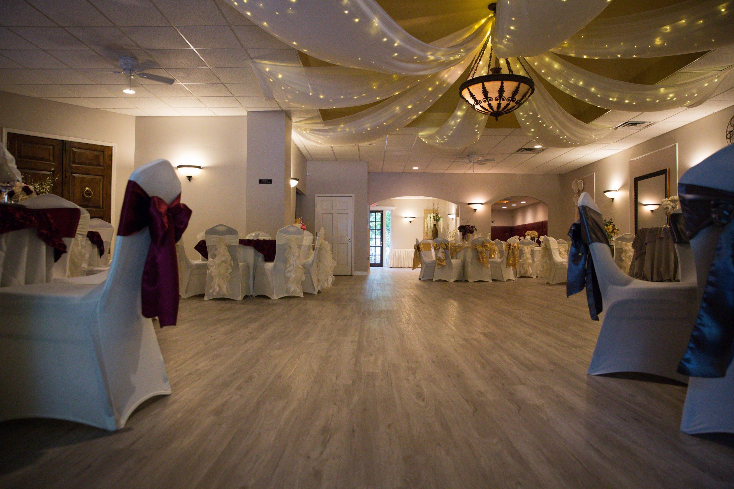 wedding reception venue in Marietta, GA
