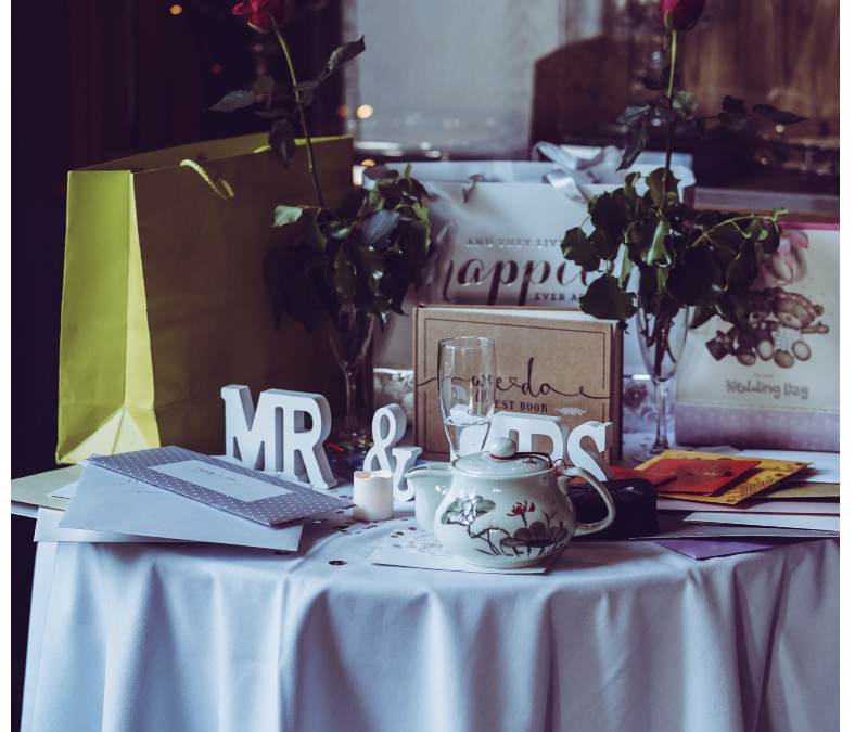 Tips for Creating Your Wedding Registry